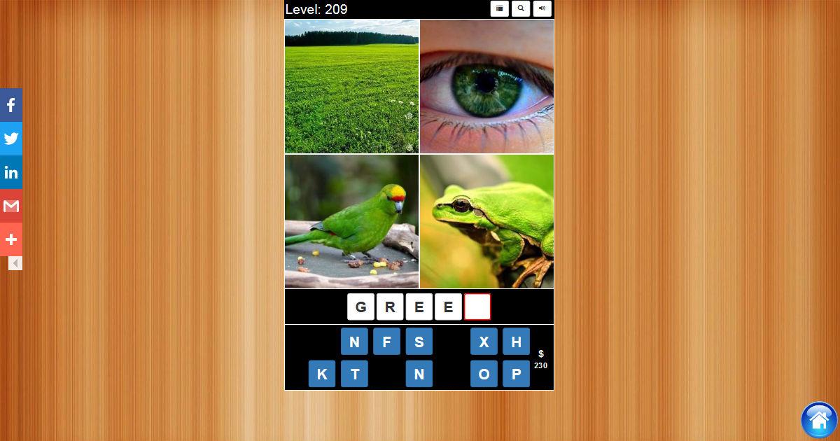 4 pics 1 word level 384