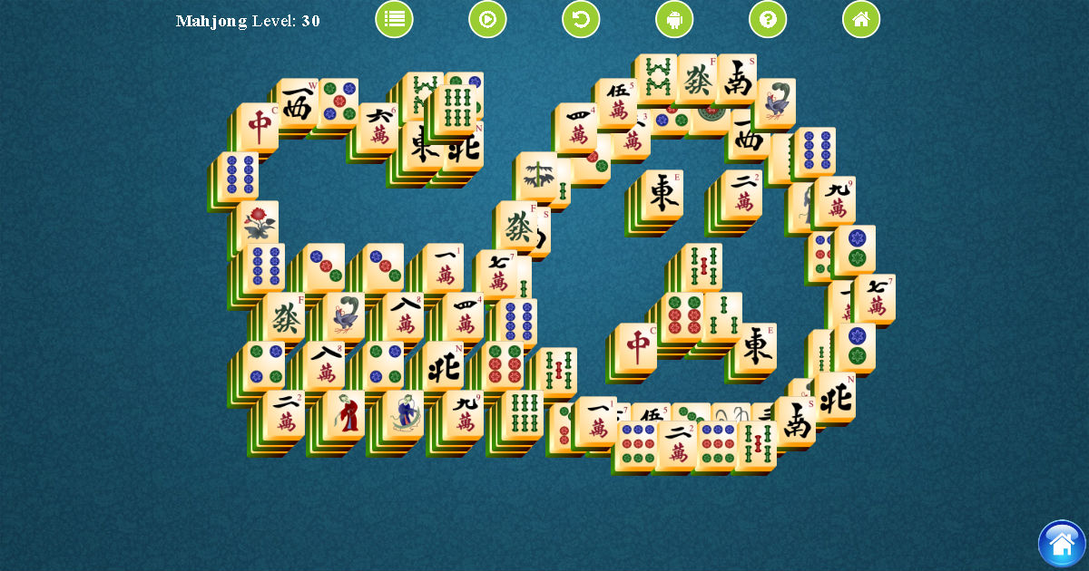 Mahjong Solitaire - XP Game Plus